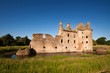 Caerlaverock Castle, Dumfries and Galloway, Scotland