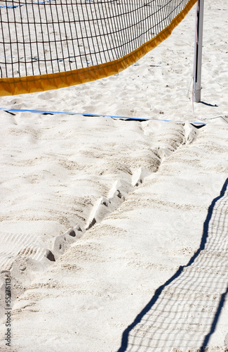 canvas print picture Beachvolleyball