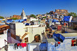 View of Jodhpur-blue city. India.