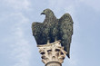 Eagle on column