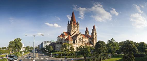 Francis of Assisi Church, Vienna
