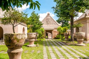 Palace in Yogyakarta