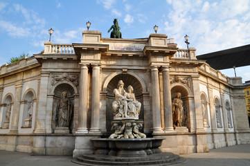 Albertina Museum in Wien, Österreich