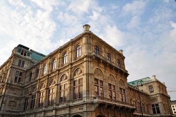 Wiener Saatsoper in Wien, Österreich