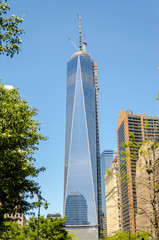 One World Trade Center, aka Freedom Tower