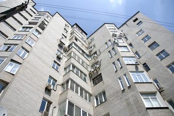multistoried buildings