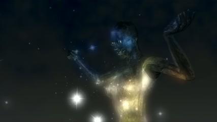 Mystic Female Animation