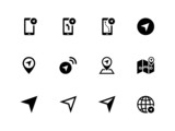 Navigator icons on white background.