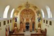 Orthodox church interior. Cluj Napoca, Romania