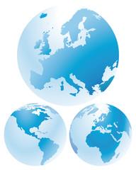 Europa und Kontinente