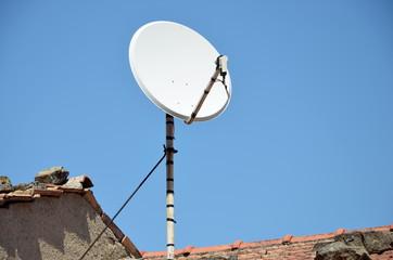 Satelittenanlage