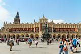 Centrum Krakowa.