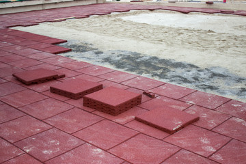 Rubber Brick Pavers 3