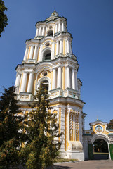 Belltower of the Piously-Troitsk cathedral