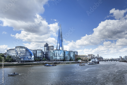 Southwark Londres Tamise