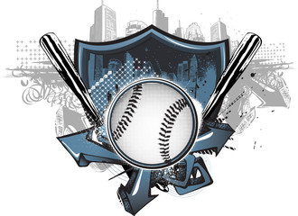 Urban Baseball Shield