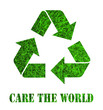 Care the world arrow grass