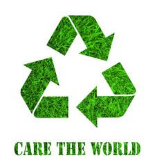 Care the world arrow grass