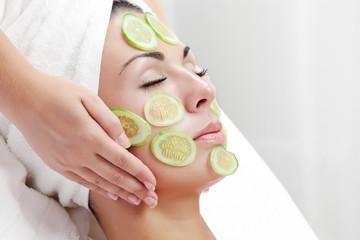 cucumber face