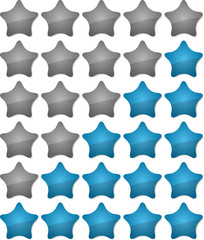 Ranking stars