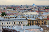 Roofs of St.Petersburg