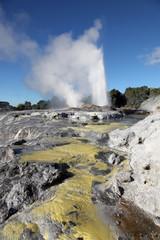 Rotorua Geysers - New Zealand