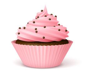 Cupcake vectoriel 1