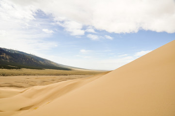 Great Sand Dunes National Park and Preserve, Colorado (USA)