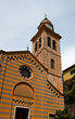 Church of St. Martin (XII c.) in Portofino, Italy