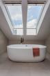 Urban apartment - modern bath