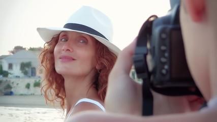 actress and photographer