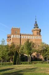 Castell dels Tres Dragons in Barcelona