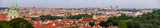 Panorama of Prague from Hradcany - Czech Republic