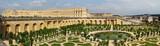 Fototapety Orangerie et château de Versailles