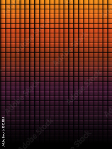 Vector - Background Tile Pattern Stripe Halloween Vector