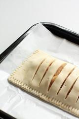 アップルパイの焼く前