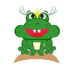 Frog prinses