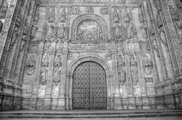 Facade convent