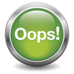Green Oops button
