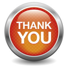 Red thank you button