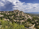 View of Gordes