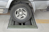 light truck wheel test capacity to stop of brake equipment