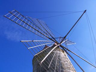 トラーパニの風車