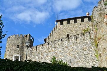 Gorizia Castle a Medieval Fortress, Italy
