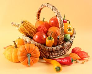 vegetarian crop