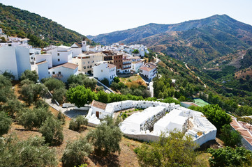Sayalonga, Malaga, Spain