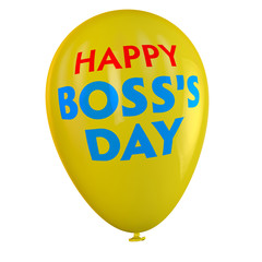 Boss's Day Balloon