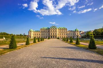 Barockschloss Belvedere, Wien