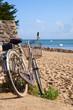 France > Vendée > Noirmoutier > Plage > Vélo