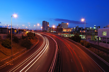 Lisbon traffic
